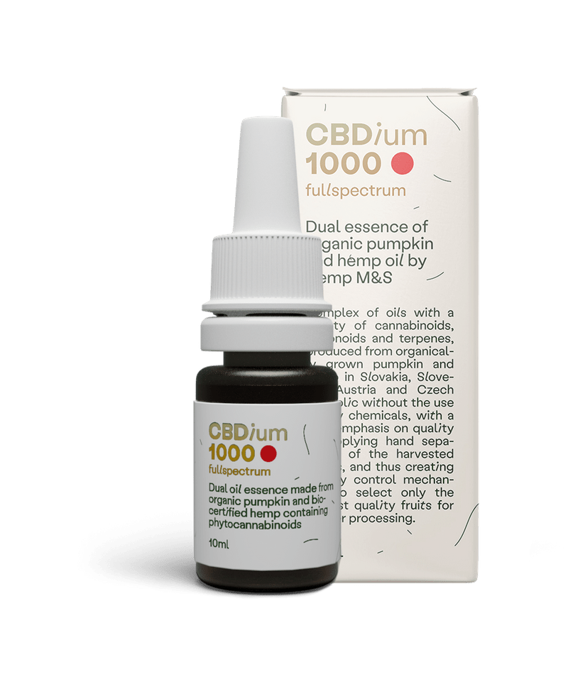 CBDium full spectrum CBD